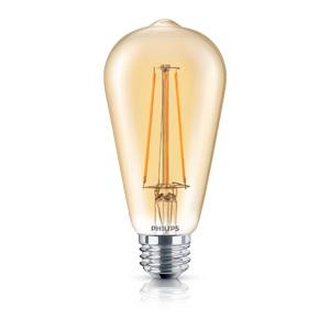 Led Filament 5.5 40w ST19 822 Dim
